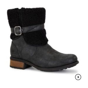 UGG blayre ll suede boots!